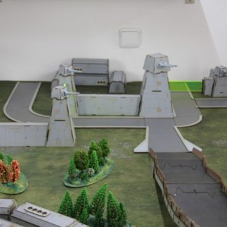 Sci-Fi Fortress